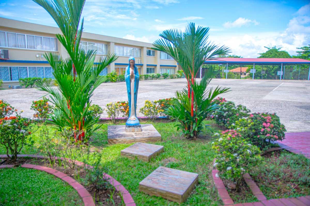 instalaciones del Colegio Internacional de María Inmaculada
