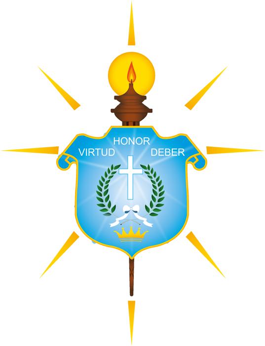 Logo del Colegio Internacional de María Inmaculada 537 X 700