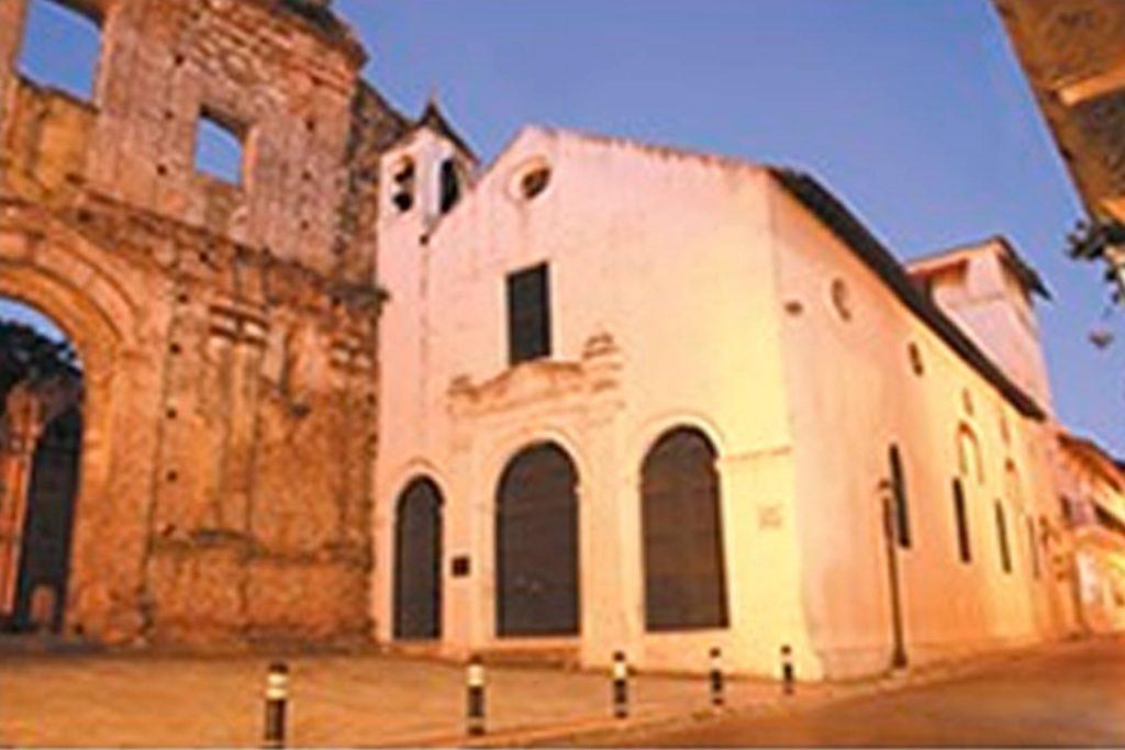 Ruinas del Antiguo Convento de Santo Domingo