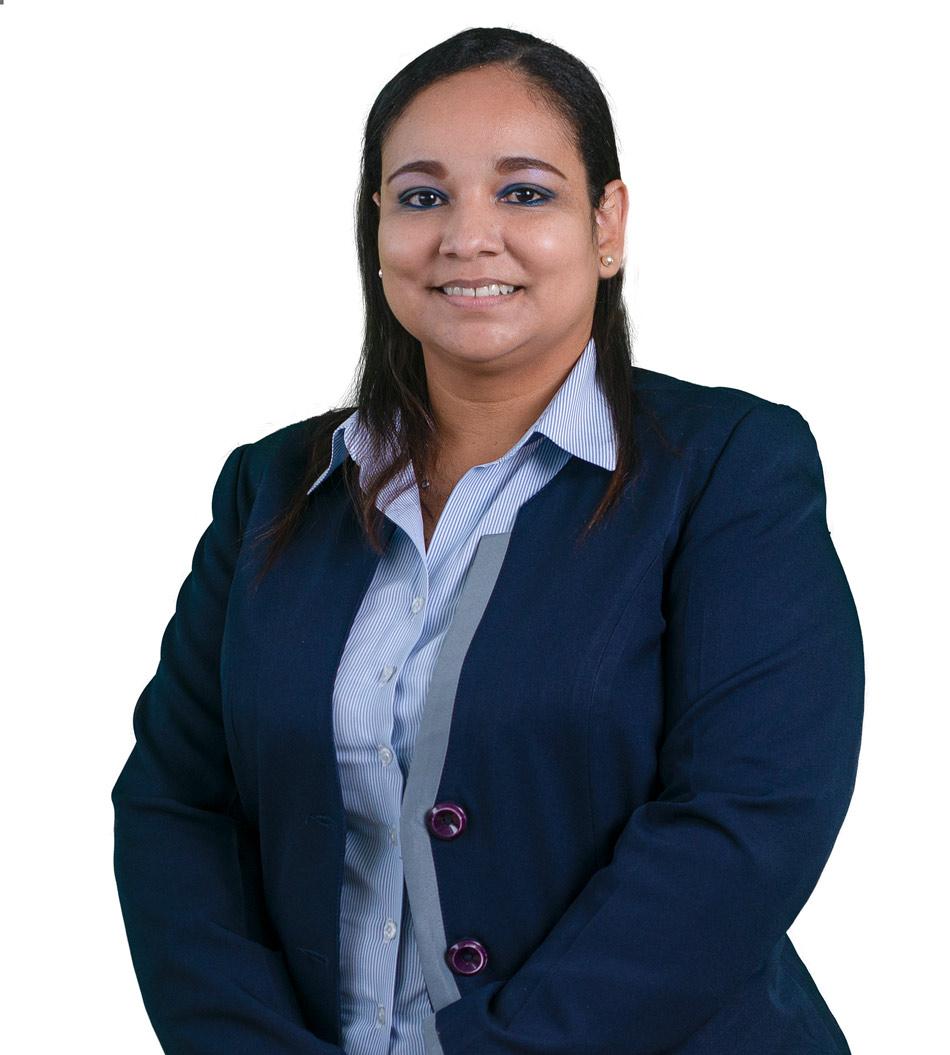 Gianina Gutiérrez - Secretaria