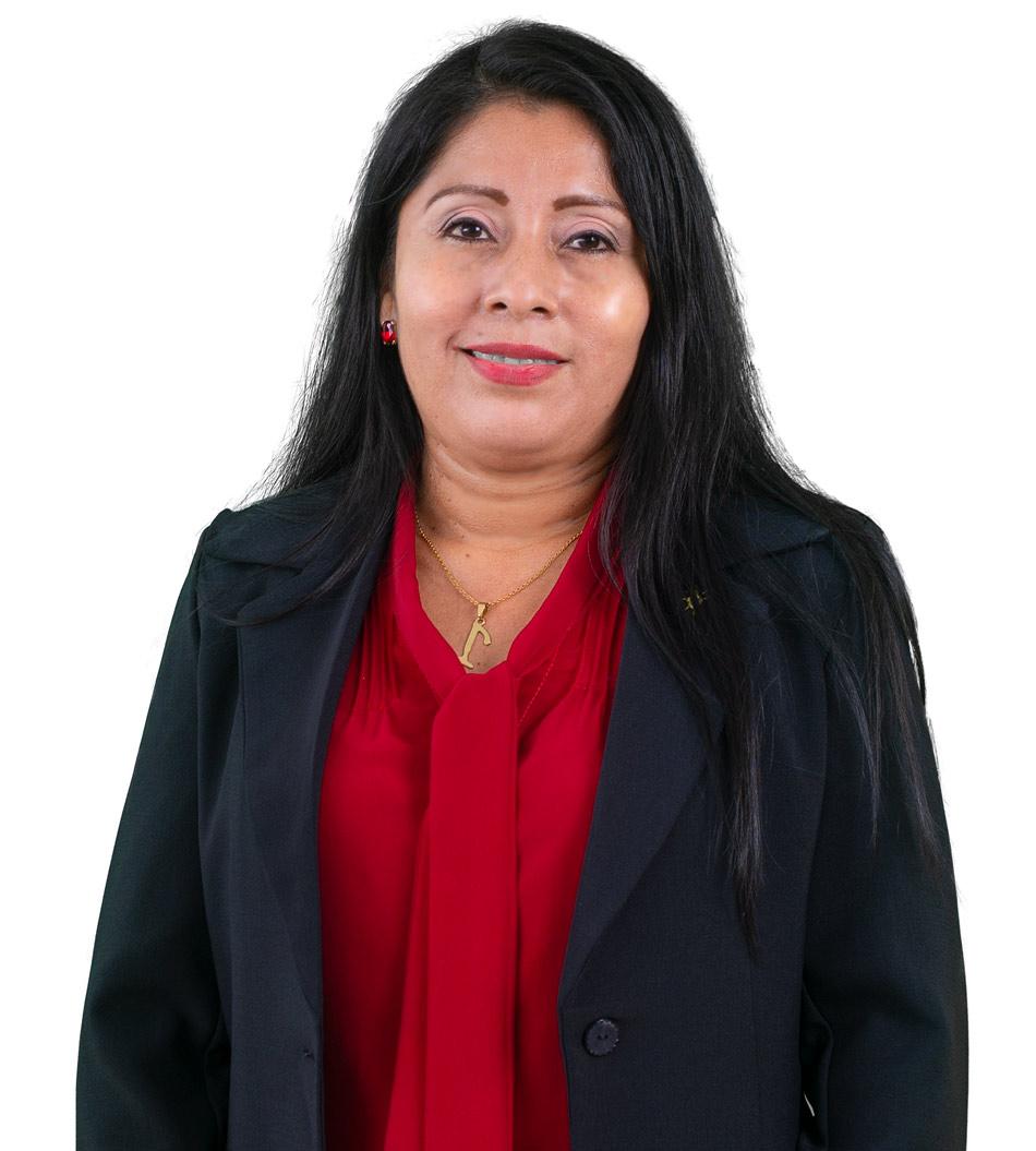Mirian Sánchez - Secretaria