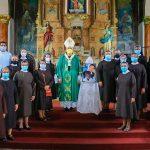 Eucaristía de acción de gracias por la liberación de la Hna. Gloria Cecilia Narváez